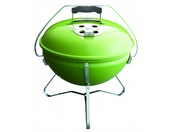 Гриль, шашлычница WEBER Smokey Joe Premium, 37 см, зеленый