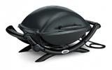 Гриль, мангал, шашлычница WEBER Q 2400, темно-серый