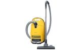 Пылесос с мешком для сбора пыли Miele SGFA0 HEPA желтый