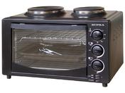 Мини-печь, ростер Supra MTS-302 black
