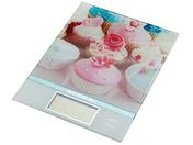 Кухонные весы Supra BSS-4097 pink