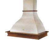 Каминная вытяжка Faber 110.0309.609 WEST 90 Spatolato SC H-EP, корпус венецианская штукатурка
