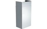 Декоративный короб для вытяжки Faber 112.0250.289 KIT CAMINI A500+A500 INOX