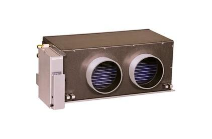 Приточно-вытяжная установка с тепловым насосом Mitsubishi Heavy Industries SAF-DX250E6