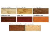 Багет для вытяжки Kronasteel деревянная панель для KAMILLA (светлый дуб)