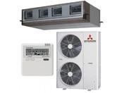 Канальная сплит-система Mitsubishi Heavy Industries FDU100VF/FDC90VNP