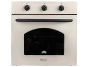 Газовый духовой шкаф RICCI RGO-610 BG
