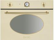 Встраиваемая микроволновая печь Smeg SF4800MCP