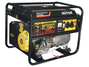 Электрогенератор Huter DY6500LXA