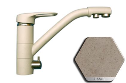 Смеситель из гранита ITALMIX SG05 CAMEL