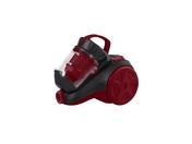 Циклонный пылесос Marta MT-1349 черный/красный гранат