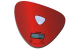 Кухонные весы Marta MT-1632 красный/блестящий