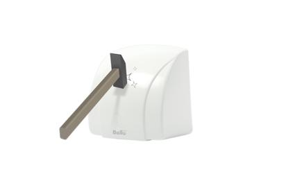 Сушилка для рук антивандальная Ballu BAHD-1800
