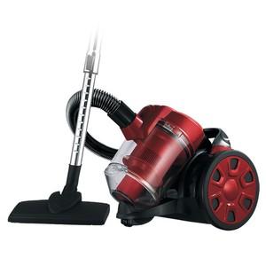 Циклонный пылесос LUMME LU-3208 черный/красный