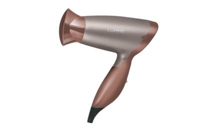 Фен и прибор для укладки LUMME LU-1028 бежевый оникс