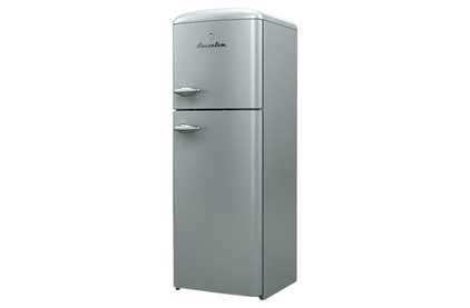 Холодильник двухкамерный Rosenlew RT 291 Silver