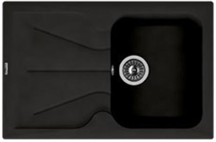 Мойка из композитного материала Florentina Гаттинара-780 черный