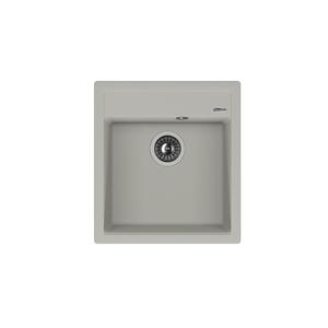 Мойка из композитного материала Florentina Липси-460 серый