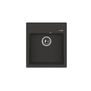 Мойка из композитного материала Florentina Липси-460 черный