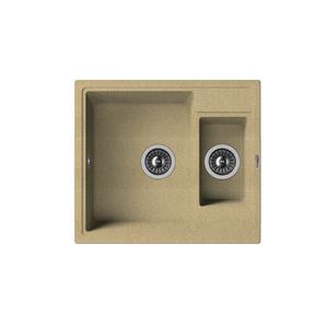 Мойка из композитного материала Florentina Липси-580К бежевый
