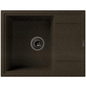 Мойка из композитного материала Florentina Липси-650 коричневый