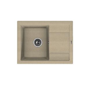 Мойка из композитного материала Florentina Липси-660 песок
