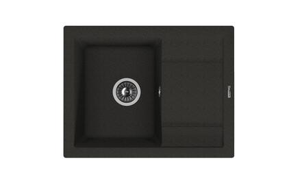 Мойка из композитного материала Florentina Липси-660 черный