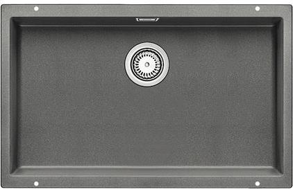 Мойка из гранита Blanco SUBLINE 700-U аллюметаллик