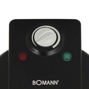 Вафельница Bomann WA 5018 CB black