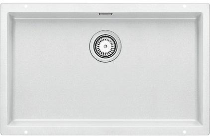Мойка из гранита Blanco SUBLINE 700-U белый
