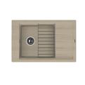 Мойка из композитного материала Florentina Липси-780Р песок