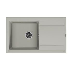 Мойка из композитного материала Florentina Липси-860 серый