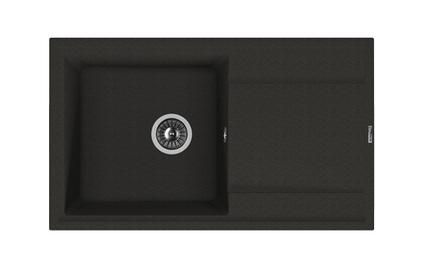 Мойка из композитного материала Florentina Липси-860 черный