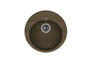 Мойка из композитного материала Florentina Лотос 510 коричневый