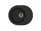 Мойка из композитного материала Florentina Родос-620 черный