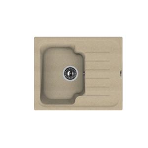 Мойка из композитного материала Florentina Таис 615 песок