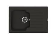 Мойка из композитного материала Florentina Таис-760 черный