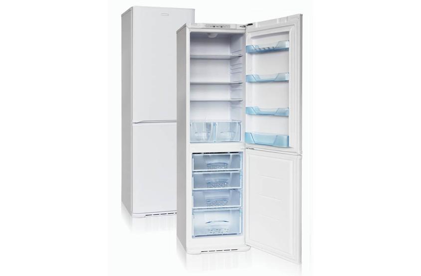 Купить холодильник двухкамерный бирюса 129 s недорого, отзывы.