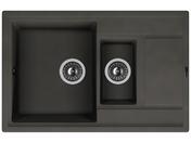 Мойка из композитного материала Florentina Липси-780К грей