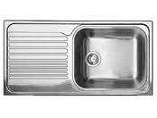 Мойка из нержавеющей стали Blanco TIPO XL 6 S нержавеющая сталь полированная