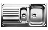 Мойка из нержавеющей стали Blanco TIPO 6 S нержавеющая сталь матовая