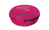 Вафельница Clatronic CPM 3529 pink