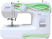 Швейная машина Janome Sew Line 200 белая