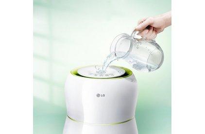 Очиститель воздуха LG HW 306LGE0