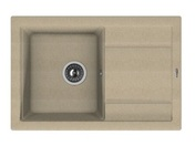 Мойка из композитного материала Florentina Липси 760 песочный