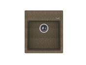 Мойка из композитного материала Florentina Липси 460 коричневый