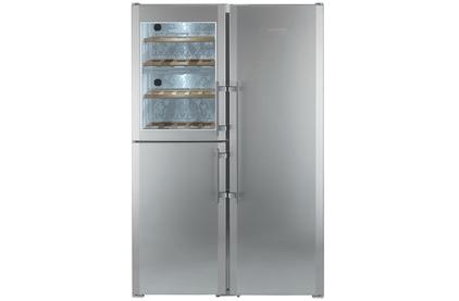 Холодильник Side-by-Side Liebherr SBSes 7165
