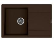 Мойка из композитного материала Florentina Липси 780 мокко