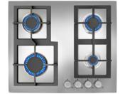Газовая варочная поверхность Teka EFX 60 4G AI AL CI DR