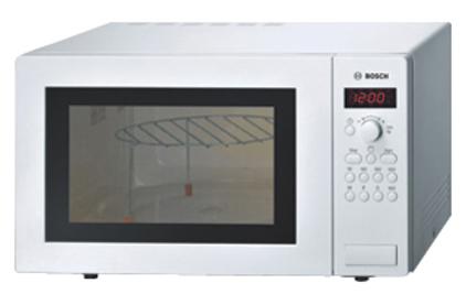 Отдельностоящая микроволновая печь Bosch HMT 84G421